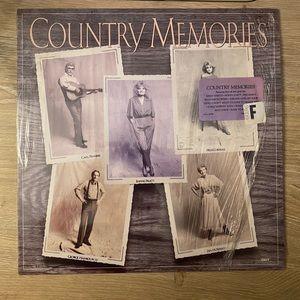 Country Memories Vinyl Record